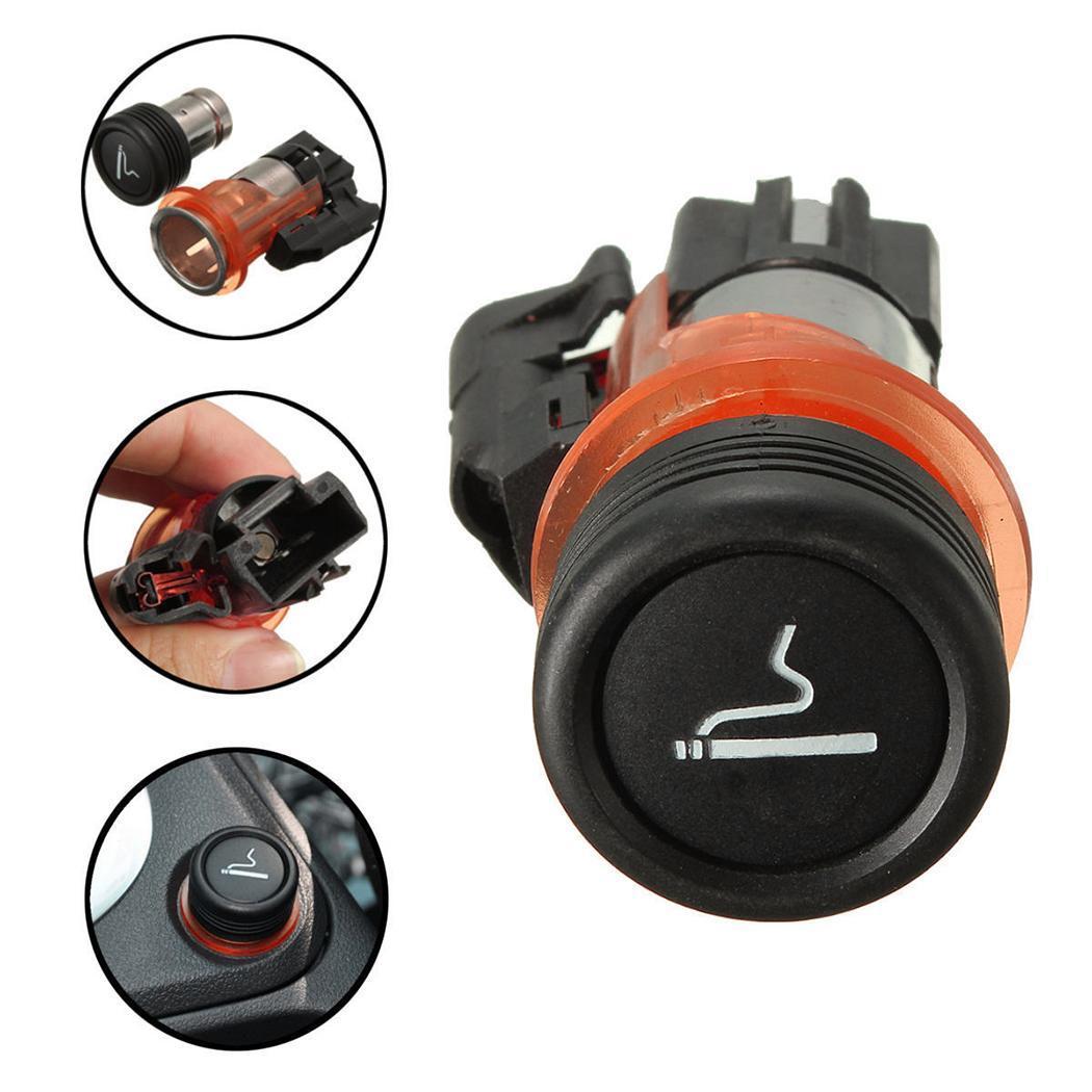 Duurzaam Functionele Auto Sigarettenaansteker Voor Peugeot 206 308 406 607 1007 Als Foto Auto Voor Een Soepele Overdracht