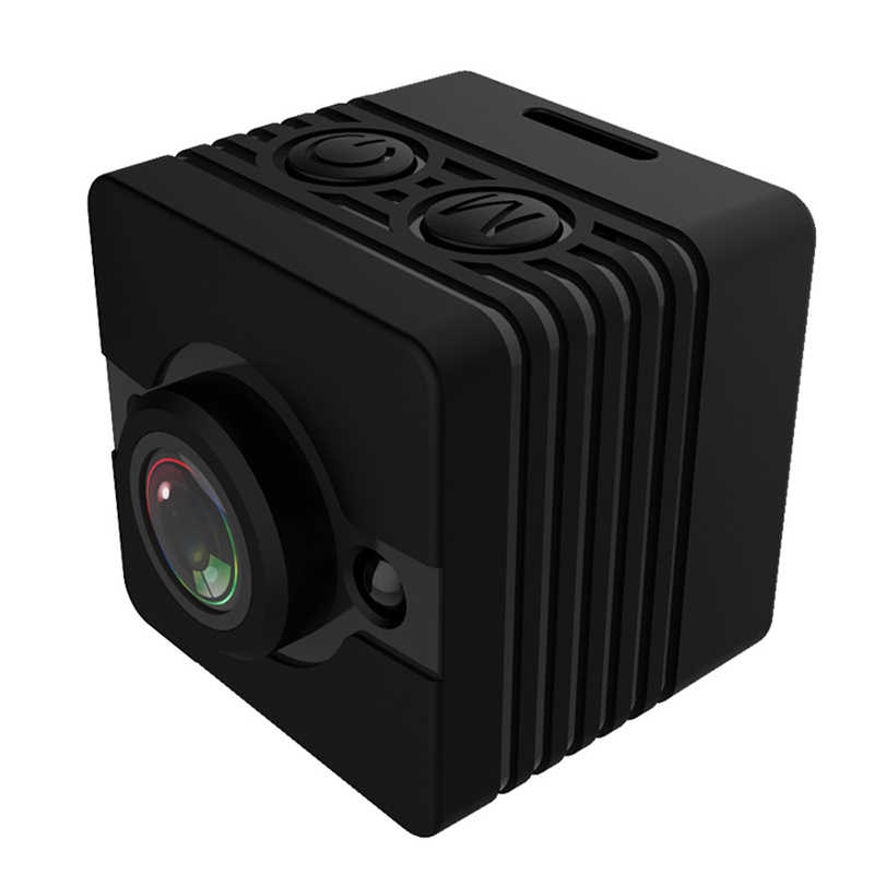 Waterproof Mini Camera SQ12 HD Camera Night Vision Camcorder 1080P DV Video Recorder Infrared Car DVR Camera