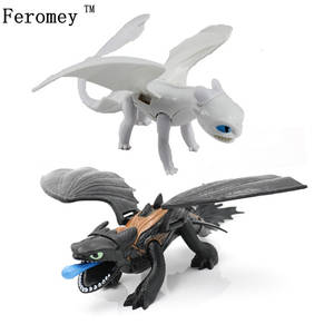 Feromey How To Train Your Dragon Action Figure Model Toy
