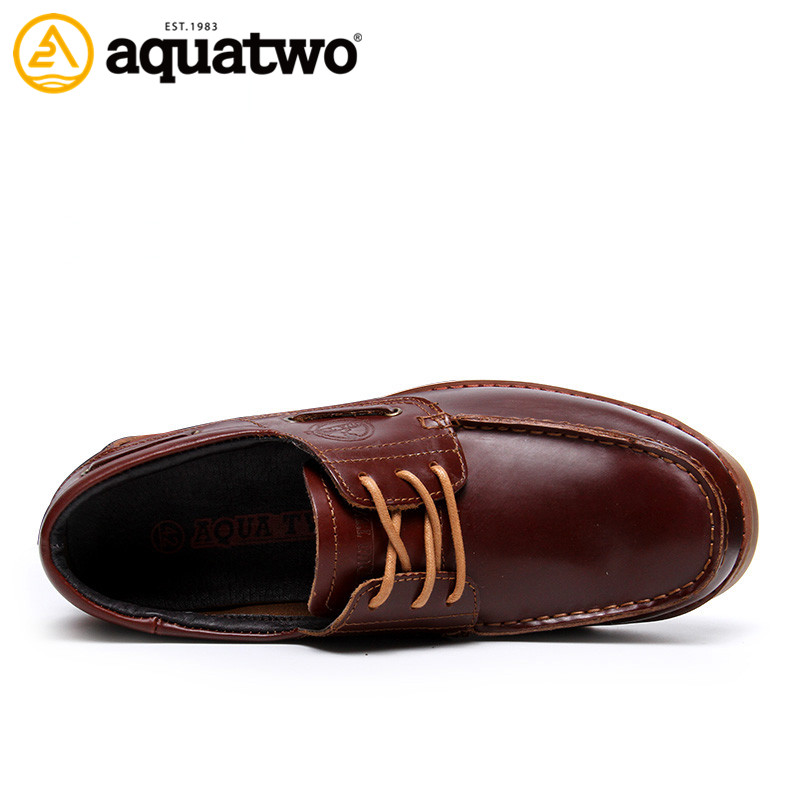 AQUA TWO 2014 wholesale loafer design fashion shoes (3)