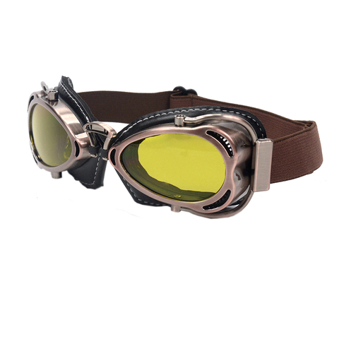 evomosa Universal Goggles For Motorcycle Riding Racing Cycling Scooter Chopper Cruiser Cafe Racer Helmet Goggles Sunglasses New Islamabad