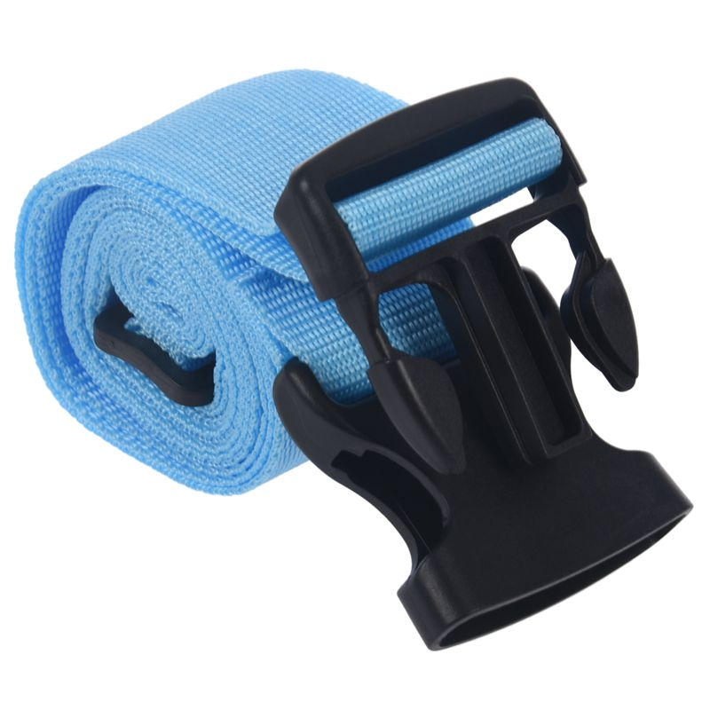 Packing Belt Suitcase Strap Safety Strap - Deepskyblue