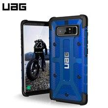 Защитный чехол противоударный UAG для Samsung Galaxy Note 8 цвет синий/NOTE8-L-CB/32/4