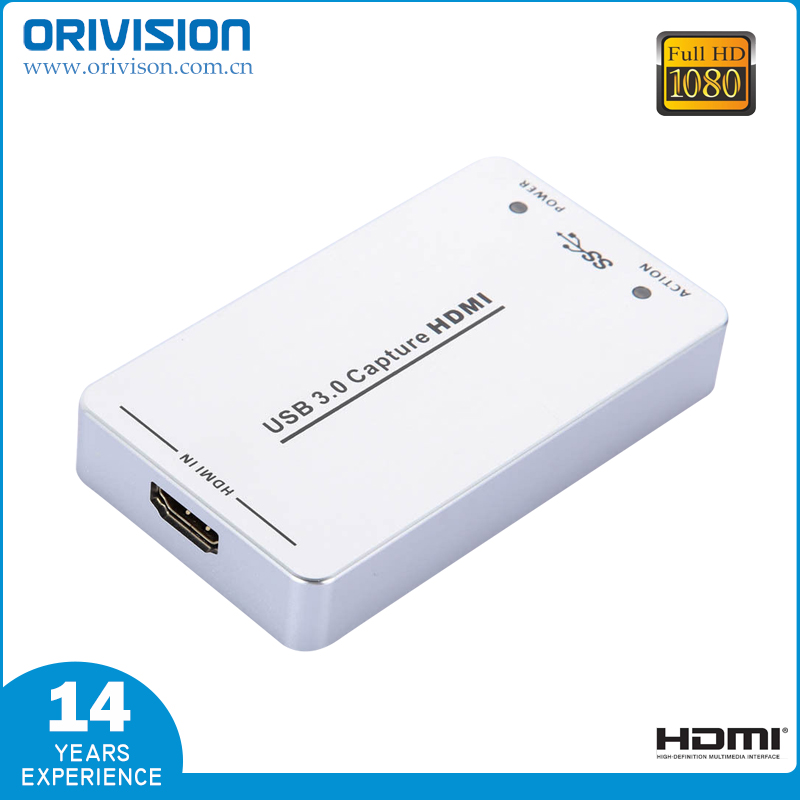 ZY-UCH201 HDMI to USB3.0 video capture card