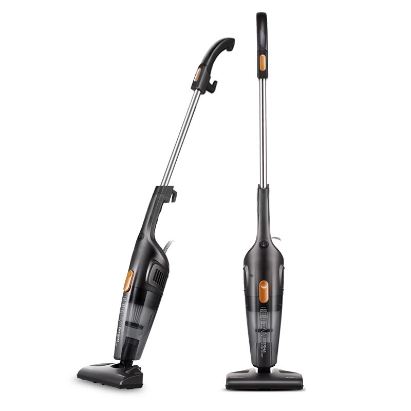 YOUPIN Deerma DX115C 600W 220V Household Vacuum Cleaner 14000Pa Strong Suction Low Noise Mini Handheld Pushrod Vacuum Cleaner