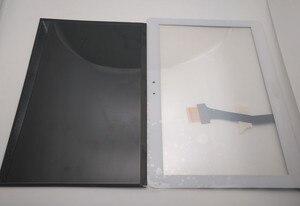 Azqqlbw 10,1 ''для Samsung Galaxy Tab 2 GT-P5100 P5100 P5110 ЖК-экран + сенсорная панель дигитайзер Запасные части
