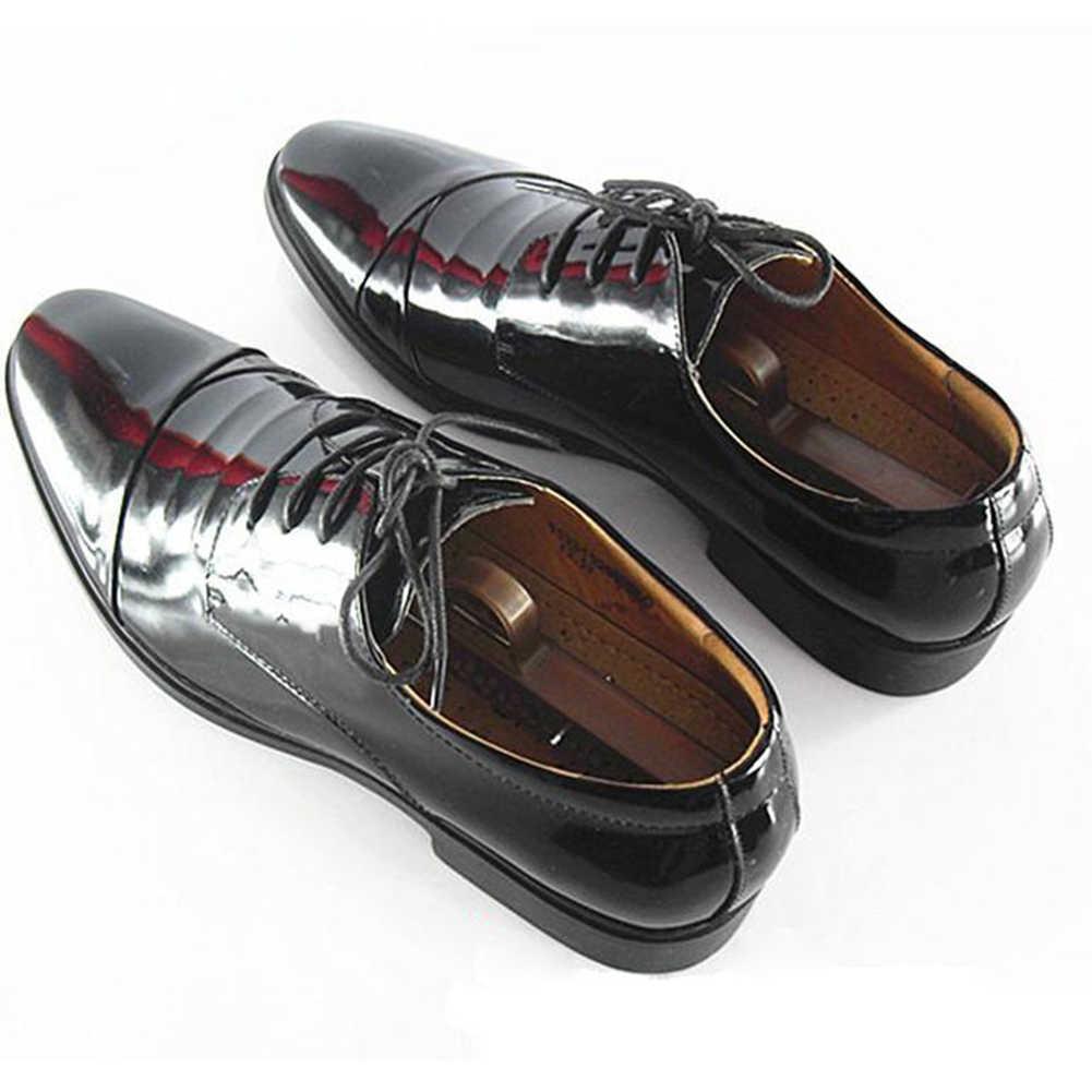 1 пара пластиковых регулируемых носилок/ботинок поддерживает складку морщин деформации обувь деревья для мужчин и женщин должны предотвратить