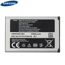 Original Replacement Phone Battery AB463651BC For Samsung J800 S3650 S7070 S5608 S3370 L700 W559 S5628 C3222 B3410 F339 1000mAh samsung original replacement battery ab463651bu for samsung w559 s5620i s5630c s5560c c3510 f339 j800 genuine battery 960mah