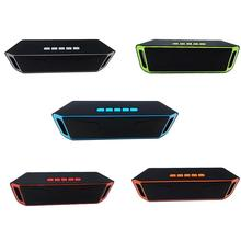 SC208 Wireless Bluetooth Speaker Mobile Phone Hands-free Subwoofer Card Double Loudspeaker Fidelity Music