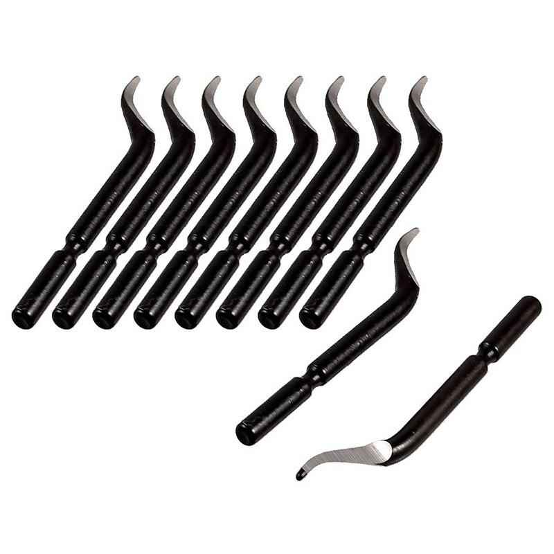 Tool Parts Genteel Replacement Deburred Tool Bk3010 S150 Deburring Blades 10 Pcs