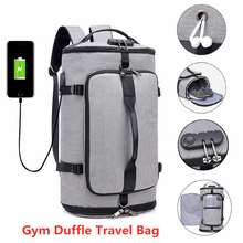 Мужская сумка для путешествий, нейлоновая сумка, мужская обувь, рюкзак для путешествий, спортивная сумка, рюкзак, многофункциональная сумка, сумки для спортзала, для хранения обуви