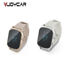 VJOYCAR T58 Kids Smart Watch GPS Tracker Phone SOS Call Location Tracker For Child Adult Elderly Anti Lost Remote Monitor Baby(China)