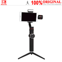 Mesvida V5 3 Axis Handheld Telescopic Gimbal LED Fill Light Focus Adjusted for 6 inch Smartphone Handheld Gimbals