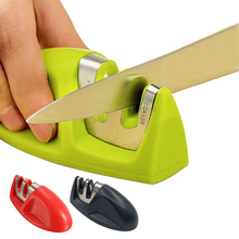 Household Sharp Sharpener Multi-Function Fast Grindstone Tungsten Steel Ceramic Sharpening Tool Kitchen Accessories