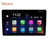 Seicane Car Universal Autoradio GPS Navi Android 7.1/8.1 9 HD 2 DIN Wifi Touchscreen 1GB Multimedia Player Head Unit Stereo