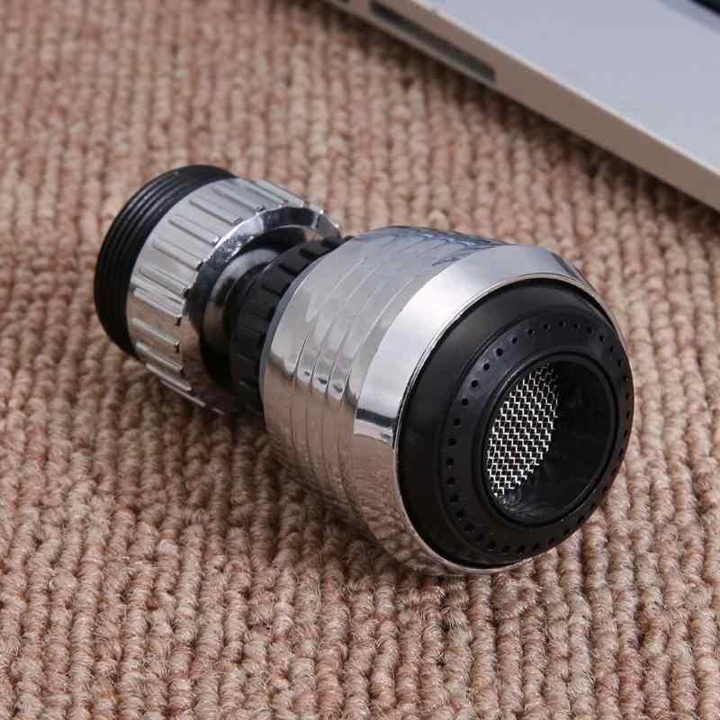 Kran Dapur Pendingin Elektroplating Plastik Hemat Air Kepala Berputar Filter Nozzle Kamar Mandi Shower Pemasok Aksesoris