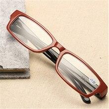 XojoX TR90 Anti-fadiga Mulheres Óculos de Leitura Presbiopia Óculos  Hipermetropia Óculos Homens dioptria + 1.0 1.5 2.0 2.5 3.0 3. f2831aea8c