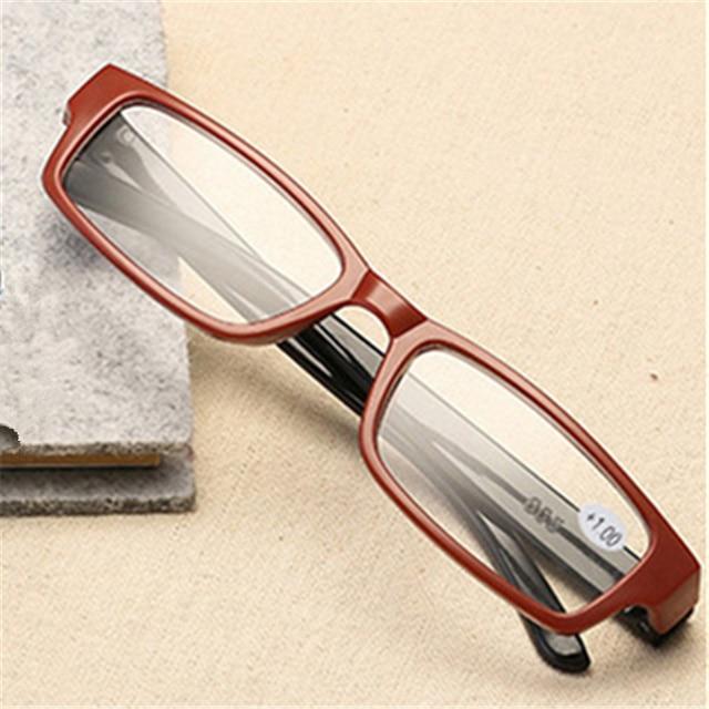 XojoX Women Reading Glasses TR90 Anti-fatigue Presbyopia Eyeglasses Hyperopia Glasses diopter Men +1.0 1.5 2.0 2.5 3.0 3.5