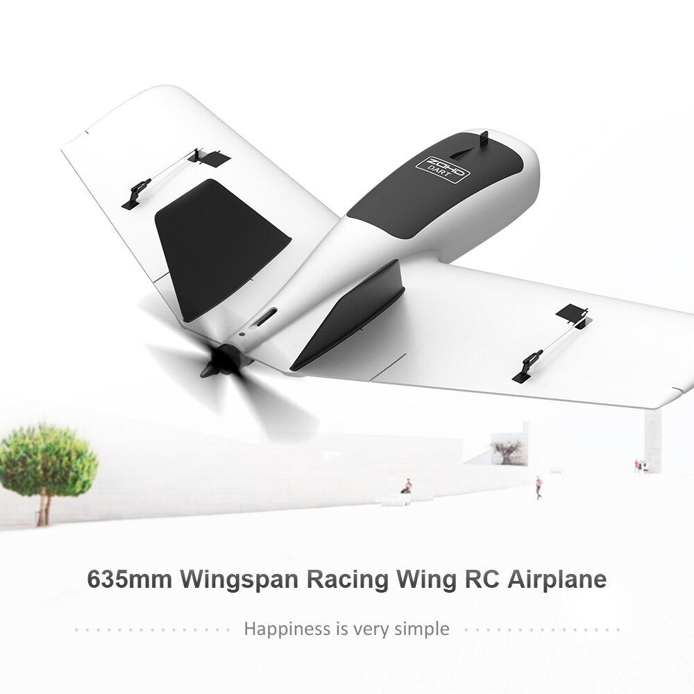 635mm envergure FPV Drone RC avion avec gyroscope EPP Delta Wing avions avion PNP modèle Kit RC planeur Drone jouets de plein air