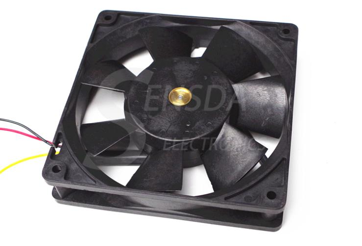 SANYO 12025 109P1212H401 12V 0.45A For Sun Server inverter axial cooler chassic case Cooling Fans