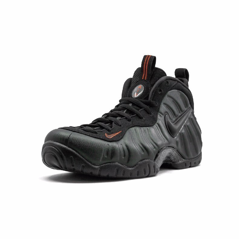 timeless design 80a65 08eef Nike Air Foamposite Pro New Arrival Original Imioio Blackish Green Army  Bubble Running Shoes Comfortable Sneakers