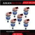 Новые 6 шт топливных форсунок 1660021V02 1660085E06 для Nissan Maxima 3 0 1660085E06