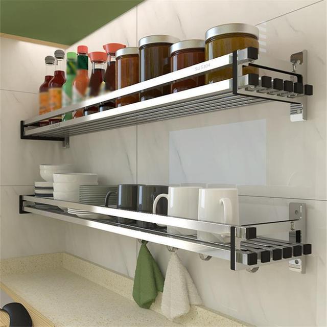 De Platos Keuken Sink Sponge Holder Rangement Pantry Organizer Stainless Steel Cuisine Organizador Mutfak Cocina Kitchen Rack