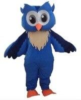 Owl Mascot Costume Custom Mascot Carnival Fancy Dress School College Halloween Mascot Costume for Adult