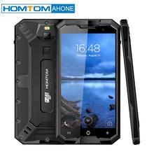 HOMTOM ZOJI Z8 4GB 64GB 4250mAh IP68 Tri-proof 5Inch Mobile Phone 1280*720P Fingerprint 4G Octacore 13+16MP Camera Smartphone