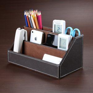 Image 4 - Home Officeไม้โครงสร้างMulti Function Deskเครื่องเขียนจัดเก็บกล่อง,ปากกา/ดินสอ,โทรศัพท์มือถือ,ธุรกิจNa