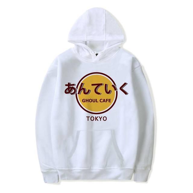 FUNNY TOKYO GHOUL THEMED HOODIE (17 VARIAN)