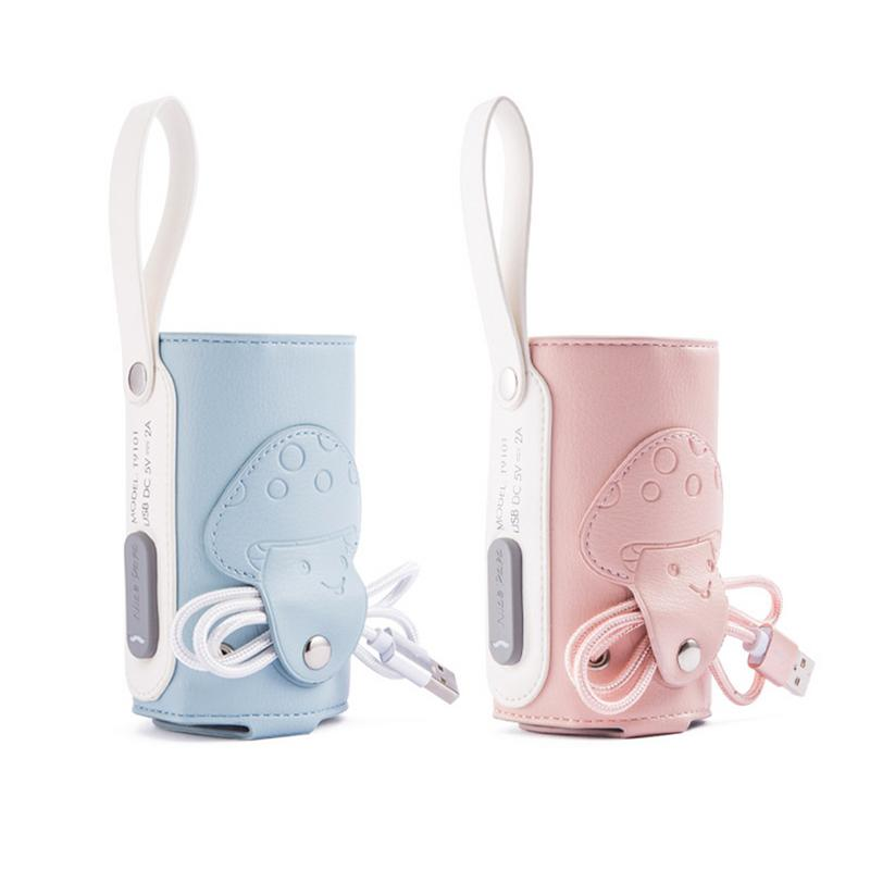 Nursing Bottle Insulation Cover Universal Heating Sleeve USB Charging Constant Temperature PPSU Milk Bottle Feeder HeaterNursing Bottle Insulation Cover Universal Heating Sleeve USB Charging Constant Temperature PPSU Milk Bottle Feeder Heater