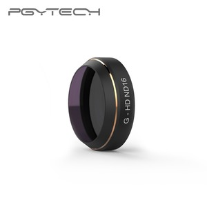 Image 4 - PGYTECH for DJI Mavic Pro ND4/8/16/32/64 Camera Lens Filter HD Multi Layer Coating Reducing Cama Lens ND Filter Accessories