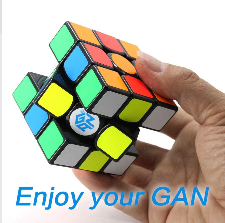 Gan 356X3x3x3 Cube magnétique 3x3 Cube magique vitesse Gan Cube Air 356 SM 354 M Gan 356x Neo Magico Cubo 3*3 GAN 356 X - 5