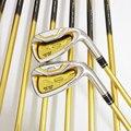 Tacos de golfe honma s-06 4 estrela conjunto 4-11Sw.Aw Golf irons clubes de GOLFE de ferro clube De Golfe Grafite shaft R ou S flex Frete grátis