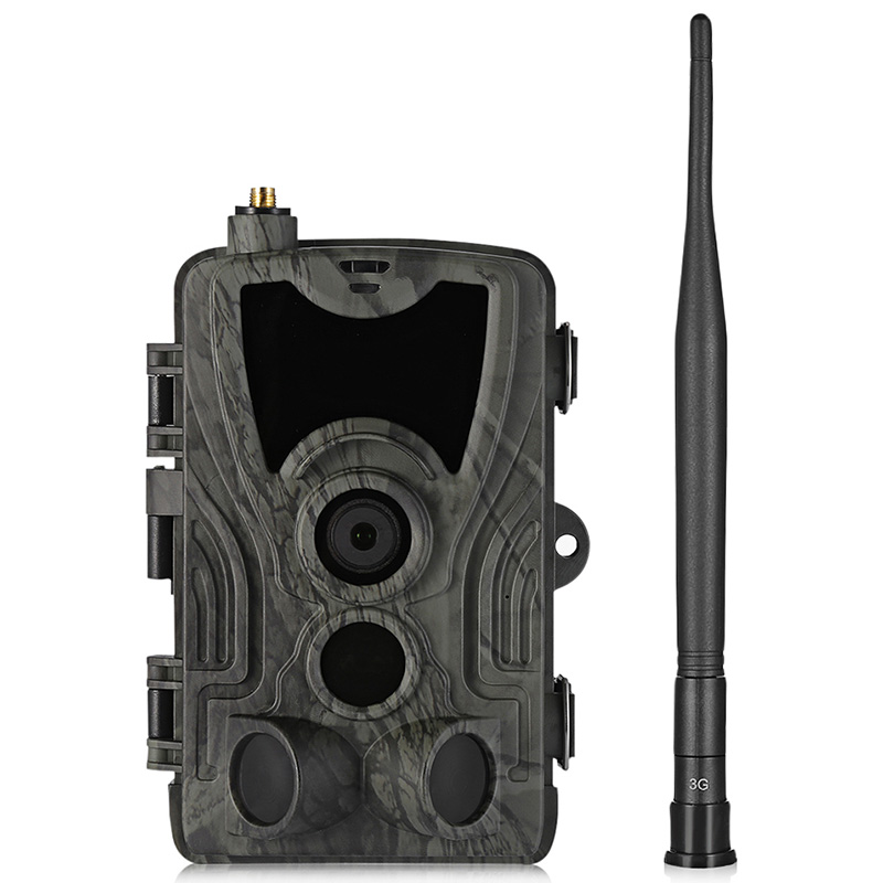 HC - 801G 3G Hunting Camera 16MP Trail Camera SMS / MMS / SMTP Photo Hunting Traps 940nm Infrared LEDs Wild Cameras IP66HC - 801G 3G Hunting Camera 16MP Trail Camera SMS / MMS / SMTP Photo Hunting Traps 940nm Infrared LEDs Wild Cameras IP66
