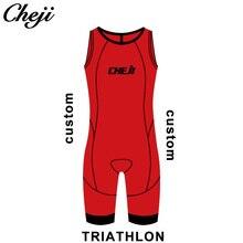 CHEJI fábrica directamente venta al por mayor de los hombres traje de  triatlón para correr nadar e2369ea5c8281