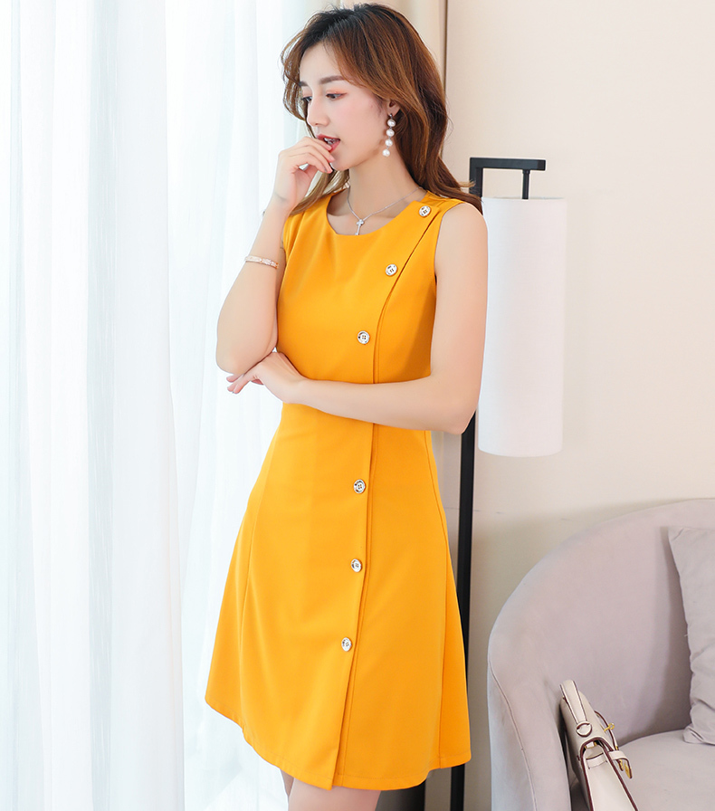 S 4XL High Quality 2019 Summer Runway Fashion New Bright Color Printing Slim Thin Long Dress Temperament Leisure Women Dresses - 4