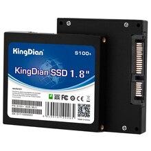 KingDian 1,8 дюймов SATA II Малый Ёмкость S100 + SSD Внутренний твердотельный накопитель Скорость комплект обновления для настольных ПК игры медицинские