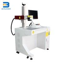 Высокая точность, оптическое волокно 20 Вт лазерная маркировочная машина