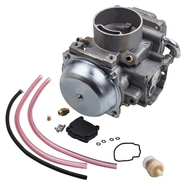 100 Brand New Carburetor For Suzuki QuadRunner LT F250 1990