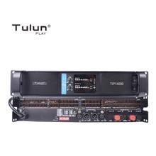 2CH fp 14000 2*7000 Вт Класс TD профессиональный усилитель линейный массив при 8 Ом Tulun Play TIP14000
