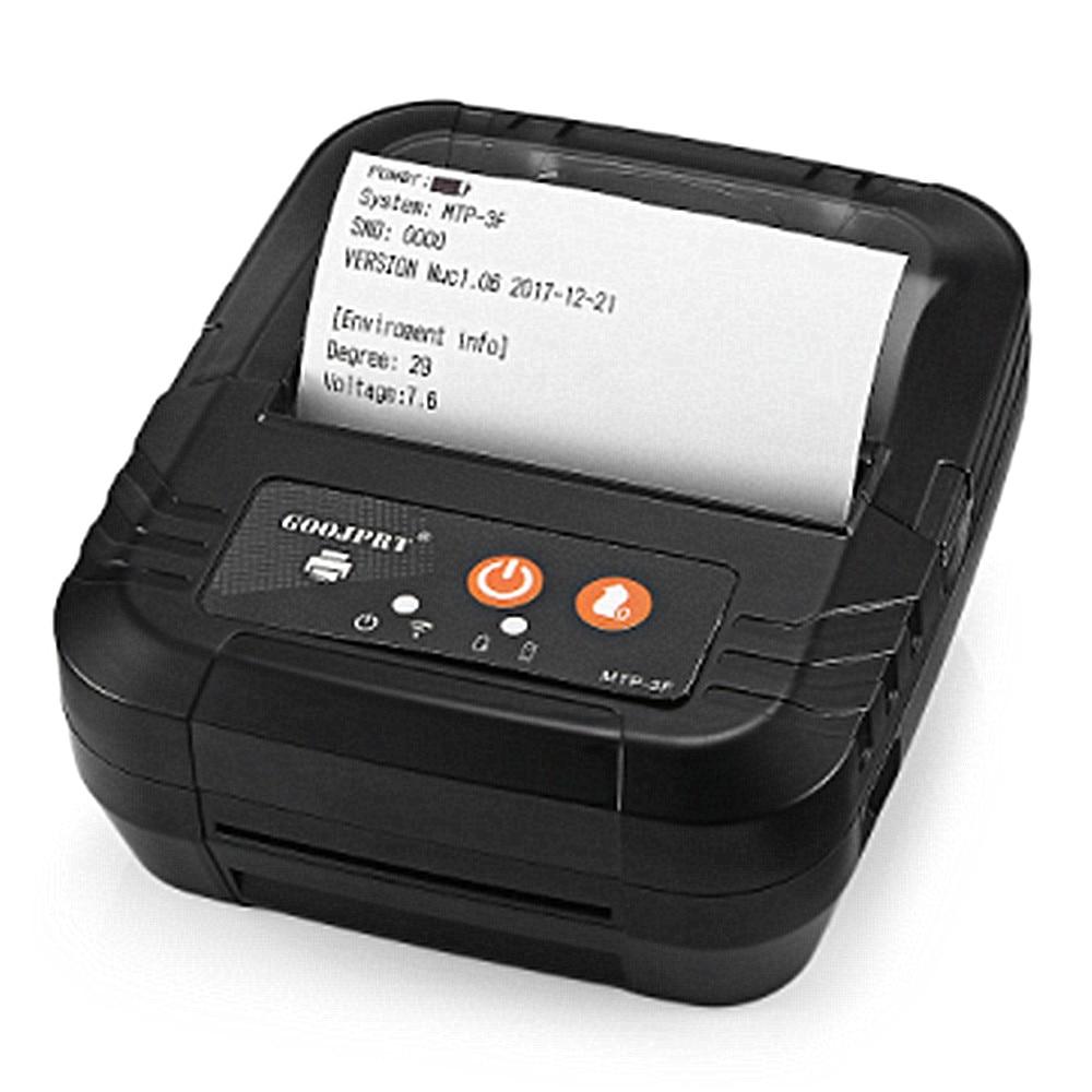80mm Bluetooth Printer Thermal Printer Thermal Receipt Printer Bluetooth Android Mini 80mm Thermal Bluetooth Printer