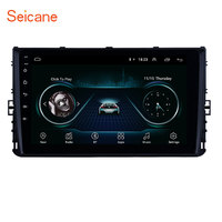 Seicane 9 for 2018 VW Volkswagen Universal Android 8.1 HD Touch Screen GPS Navigation System Radio Support TPM DVR 3G WiFi