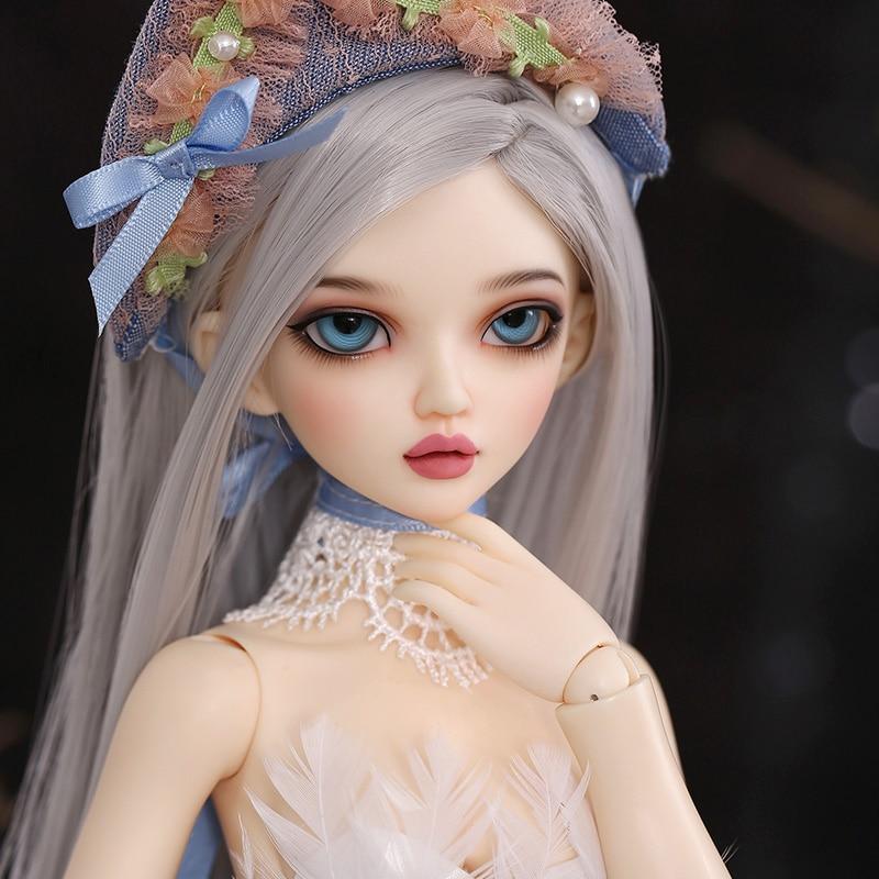 Бесплатная доставка Fairyland Minifee Chloe BJD MSD кукла 1/4 полноразмерная опция модные милые куклы полимерные Фигурки игрушки подарок для глаз