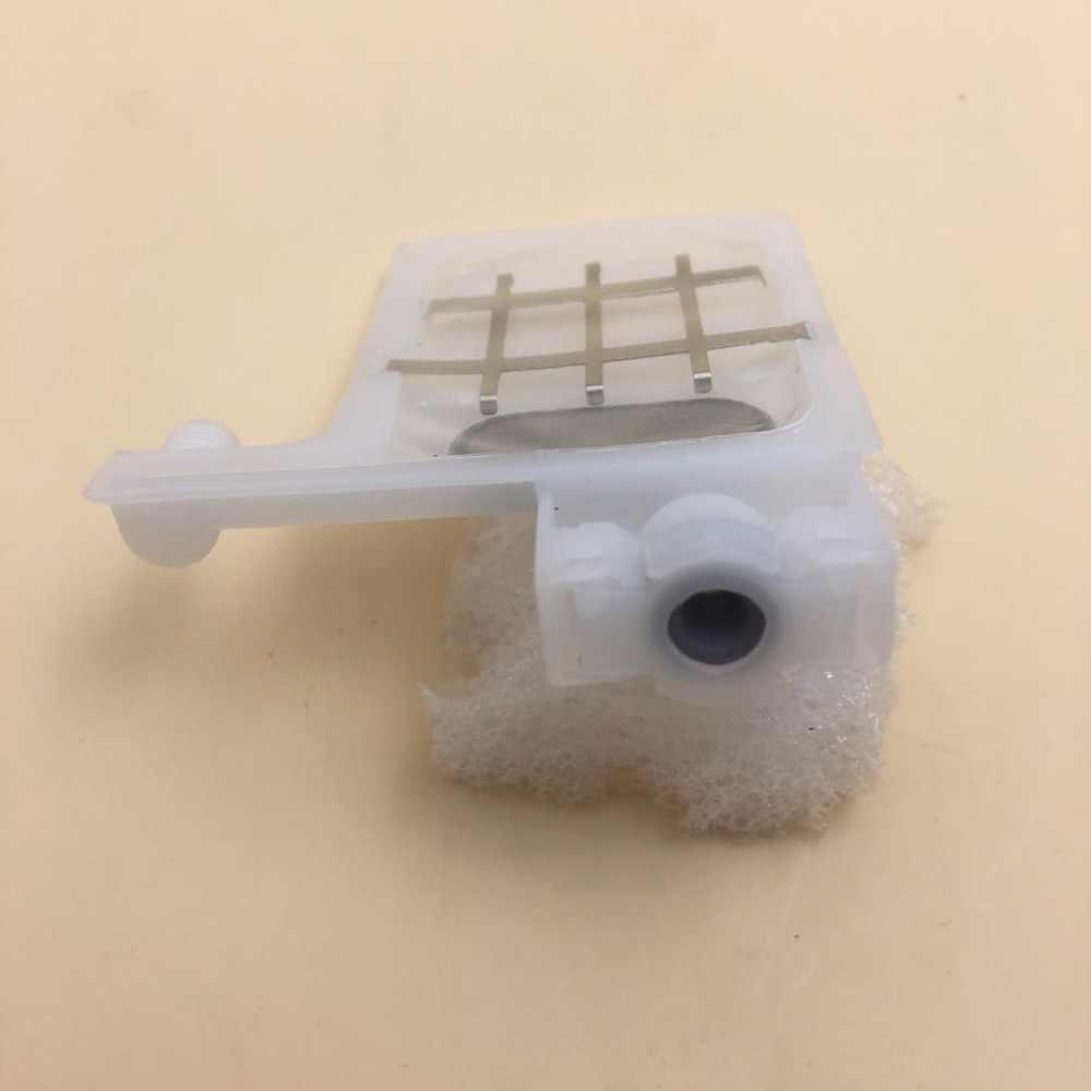 10 Pcs Eco Pelarut Tinta Printer Damper DX5 Kepala Cetak Dumper untuk Epson Print Head Mutoh Galaxy Allwin Manusia Xuli Plotter 4*3 Mm Tabung