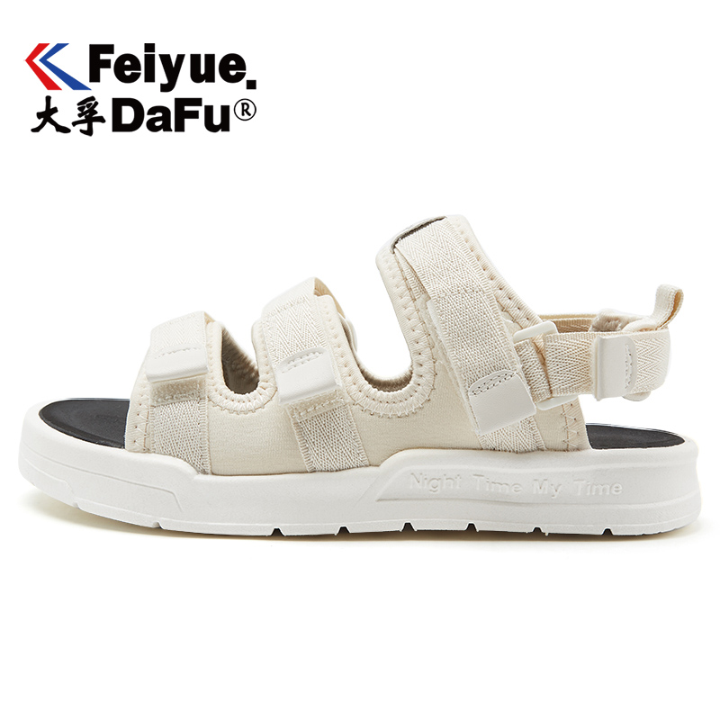 DafuFeiyue Sandals Shoes Women's 2019 Fashion New Summer Sandal Platform Beach Loafers Breathable Comfortable Non-slip 882