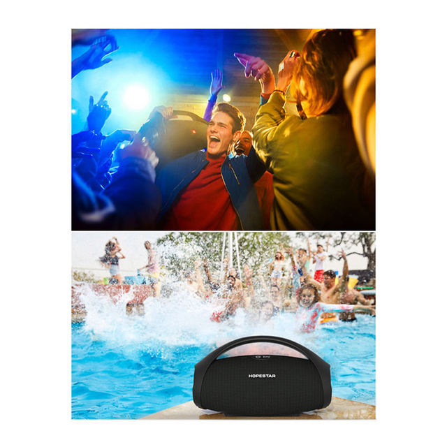 Waterproof Bluetooth Speaker Ipx6 5