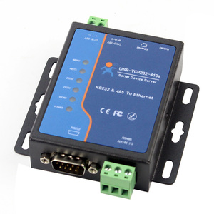 Image 1 - USR TCP232 410S מסוף אספקת חשמל RS232 RS485 כדי TCP/IP ממיר סידורי Ethernet סידורי מכשיר שרת