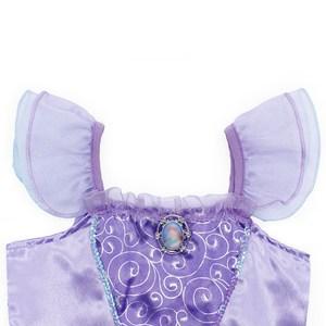 Image 4 - AmzBarley リトルマーメイドの衣装プリンセスアリエルドレスアップ女の子誕生日コスプレパーティー衣装子供ハロウィンの服クラウン